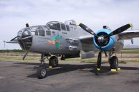 Photo: Commemorative Air Force, North American B-25 Mitchell, N125AZ