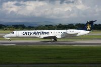 Photo: City Airline, Embraer EMB-145, SE-DZB