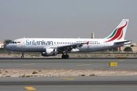 Photo: SriLankan Airlines (Air Lanka), Airbus A320, 4R-ABM