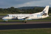 Photo: Flybe - British European, Saab SF340, G-LGNJ