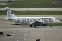 Photo: Frontier Airlines, Airbus A319, N938FR