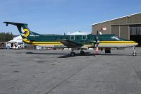 Photo: Untitled, Beech 1900, N404GV