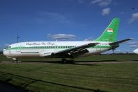 Photo: Republic Du Niger, Boeing 737-200, 5U-BAG