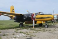 Photo: Air Spray, Douglas A-26 Invader, C-FKBM