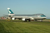 Photo: Cathay Pacific Cargo, Boeing 747-200, B-HMF