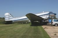 Photo: Untitled, Douglas DC-3, N700CA