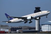 Photo: Saudi Arabian Airlines, Boeing 777-200, HZ-AKD