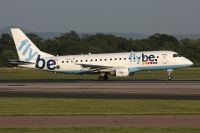 Photo: Flybe - British European, Embraer EMB-175, G-FBJE