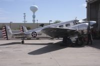 Photo: Commemorative Air Force, Beech 18, N145AZ