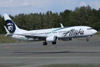 Photo: Alaska Airlines, Boeing 737-800, N568AS