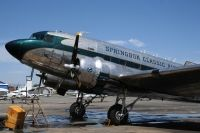 Photo: Springbok Classic Air, Douglas DC-3, ZS-NTE