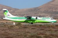 Photo: Binter Canarias, ATR ATR 72, EC-JBI