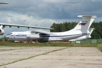 Photo: Russian Air Force, Ilyushin IL-76, RA-86925