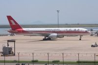 Photo: Shanghai Airlines, Boeing 757-200, B-2843