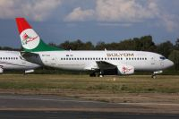 Photo: Solyom Hungarian Airways, Boeing 737-500, HA-SHA