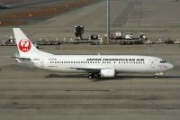 Photo: Japan TransOcean Air - JTA, Boeing 737-400, JA8938
