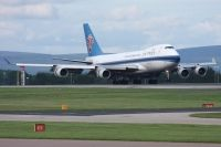Photo: China Southern Airlines, Boeing 747-400, B-2473