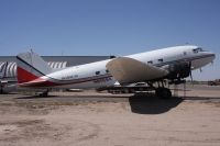 Photo: Skydive Arizona, Douglas DC-3, N86584