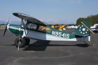 Photo: Untitled, Champion 402, N9541S