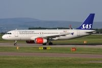 Photo: Scandinavian Airlines - SAS, Airbus A320, OY-KAT