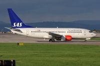 Photo: Scandinavian Airlines - SAS, Boeing 737-700, SE-RES