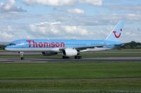 Photo: Thomson Holidays, Boeing 757-200, G-CPEP