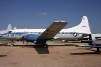 Photo: United States Air Force, Convair C-131, 54-2808