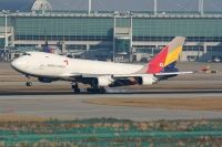 Photo: Asiana Cargo, Boeing 747-400, HL7436