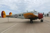 Photo: United States Navy, Beech 18, N372PS
