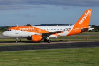 Photo: EasyJet Airline, Airbus A319, G-EZDS