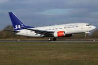 Photo: Scandinavian Airlines - SAS, Boeing 737-700, SE-RET