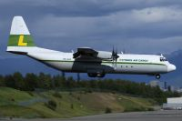 Photo: Lynden Air Cargo, Lockheed L-100 Hercules, P4-LAS