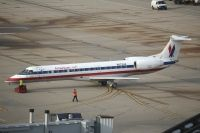 Photo: American Eagle Airlines, Embraer EMB-135, N822AE