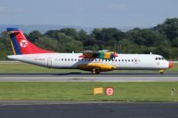 Photo: Danish Air Transport, ATR ATR 72, OY-RUG
