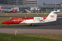 Photo: DRF Luftrettung, Lear Learjet 35A, D-CCCB