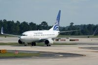Photo: COPA Panama / Copa Airlines, Boeing 737-700, HP-1527CMP