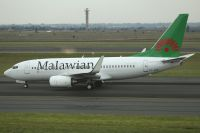Photo: Malawian Airlines, Boeing 737-700, ET-ARB