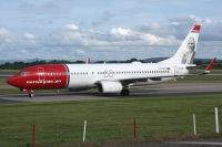 Photo: Norwegian Air Shuttle, Boeing 737-800, LN-NOC