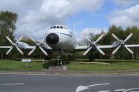 Photo: Royal Air Force, Bristol Britannia 310, G-AOVF