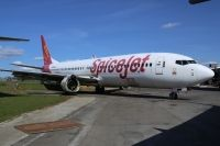 Photo: Spicejet, Boeing 737-800, N457DC