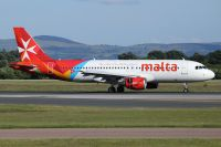 Photo: Air Malta, Airbus A320, 9H-AEK