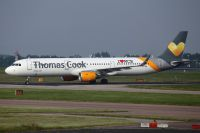 Photo: Thomas Cook Airlines, Airbus A321, G-TCDM