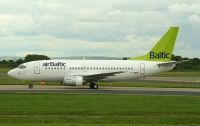 Photo: Air Baltic, Boeing 737-500, YL-BBN