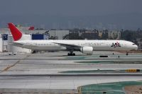 Photo: Japan Airlines - JAL, Boeing 777-300, JA743J