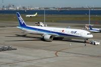 Photo: All Nippon Airways - ANA, Boeing 777-300, JA751A