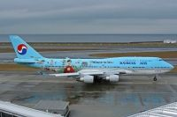 Photo: Korean Air, Boeing 747-400, HL7495