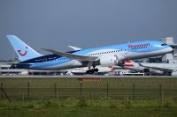 Photo: Thomson Holidays, Boeing 787, G-TUID