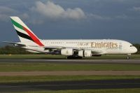 Photo: Emirates, Airbus A380, A6-EDE