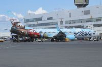 Photo: Alaska Airlines, Boeing 737-800, N570AS