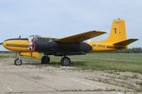 Photo: Air Spray, Douglas A-26 Invader, C-FPGF